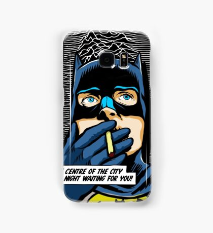 Post-Punk Heroes | Dark Samsung Galaxy Case/Skin