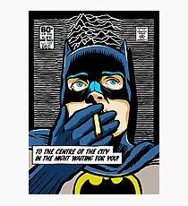 Post-Punk Heroes | Dark Photographic Print