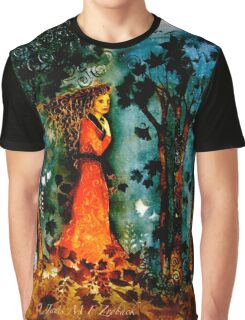 The Wanderer... Graphic T-Shirt