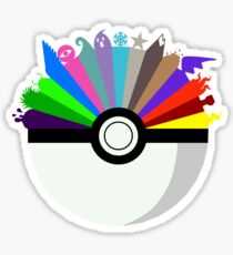 Pokemon go! Sticker
