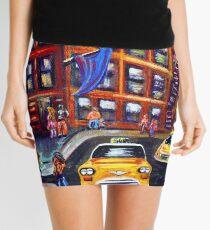 SoHo Mini Skirt