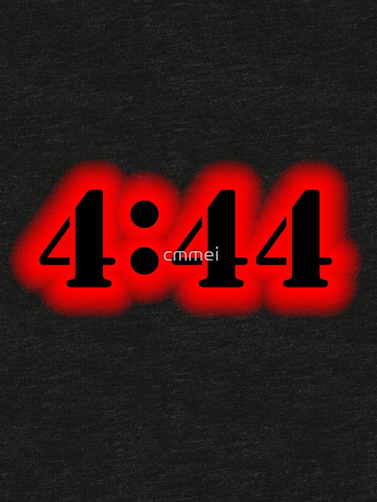 Angel Number 4:44 | Tri-blend T-Shirt