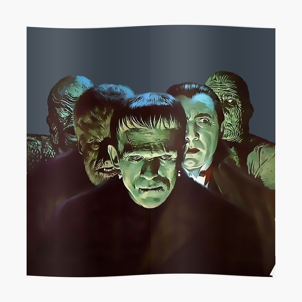 Gang of Monsters  Poster