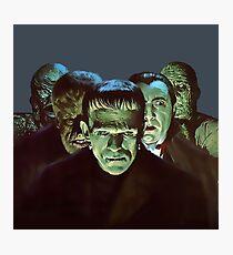 Gang of Monsters  Fotodruck