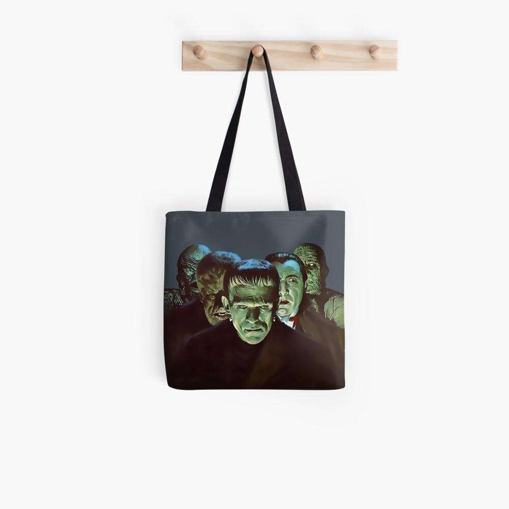 Gang of Monsters  Tote Bag