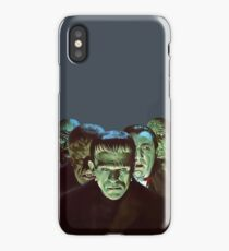 Gang of Monsters  iPhone Case/Skin