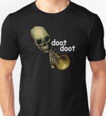 Doot Doot Mr. Skeltal Unisex T-Shirt