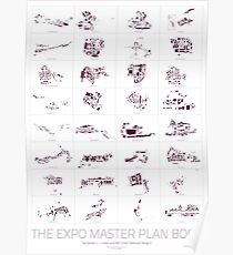 The Expo Master Plan Book - Version 2 Poster