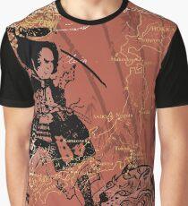 samuria Graphic T-Shirt