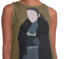 Fierce as their Lady Contrast Tank