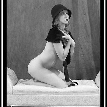 Jazz Age Nudes - Rose 9 by TelestaiPix
