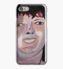 Portrait 4 iPhone Case/Skin