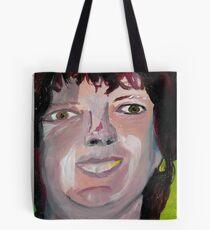 Portrait 4 Tote Bag