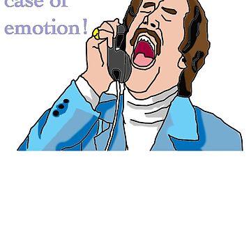 Glass case of emotion! by PirateJ