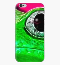 Green Frog iPhone Case