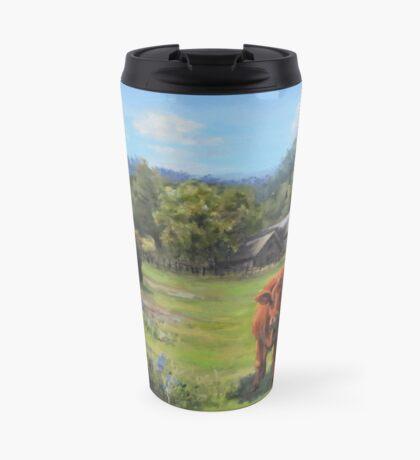 Afternoon Snack Travel Mug