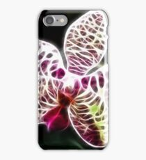 Orchid numero uno iPhone Case/Skin