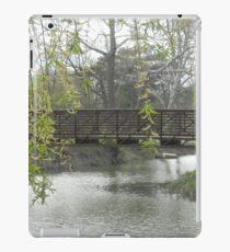 Willow over Bridge iPad Case/Skin