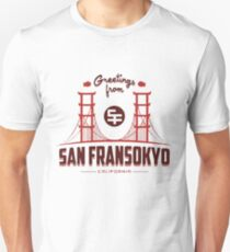 Big Hero 6: San Fransokyo Unisex T-Shirt