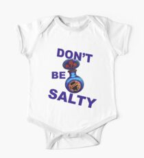 """Bioshock """"Don't be Salty"""" One Piece - Short Sleeve"""