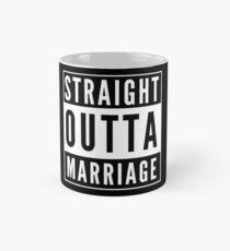 Straight Outta Marriage Mug