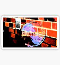 Refelction Bubble  Sticker
