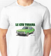 Holden LC Torana in green Slim Fit T-Shirt