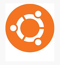 Ubuntu Linux Photographic Print