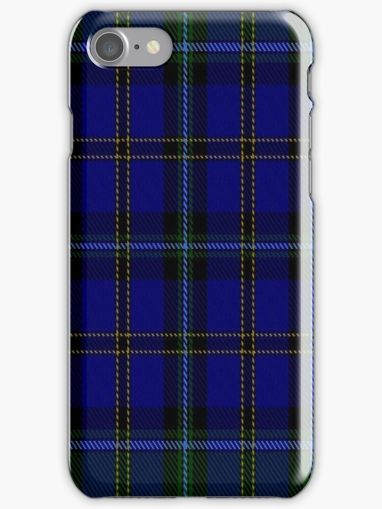 02070 Weir Clan/Family Tartan  by Detnecs2013