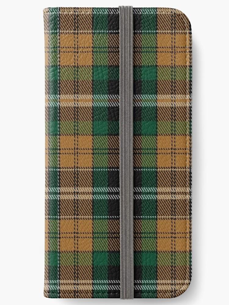 02160 Vaughan (Welsh Series) Tartan by Detnecs2013