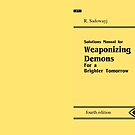 Weaponizing Demons manual by Amon26