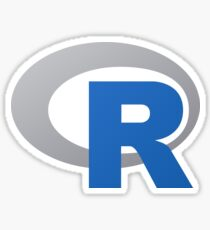 R Programming Language Sticker