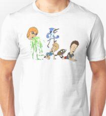 Ultimate Cartoon Mashup Unisex T-Shirt