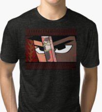 A Samurai named Jack Tri-blend T-Shirt