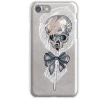 Skull lollipop iPhone Case/Skin