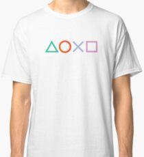 PS4 Controller Buttons Classic T-Shirt
