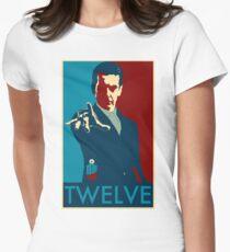 Peter Capaldi Hope Poster T-Shirt
