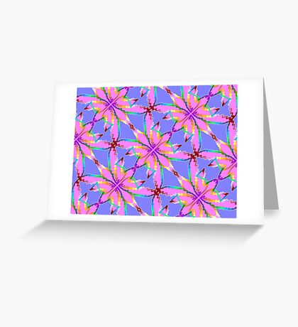 Butterfly Blooms Greeting Card
