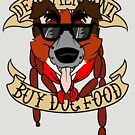 Dead Men Don't Buy Dog Food by TunnySaysIDK