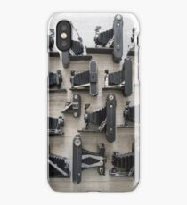 Folding Cameras iPhone Case/Skin