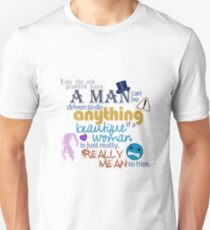 Voltron - Like the old proverb says... Unisex T-Shirt