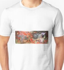 Temptress of the Templers Unisex T-Shirt