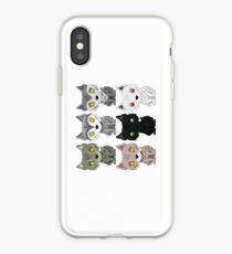Direwolves iPhone Case