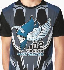 Macross Delta Grim Reaper Graphic T-Shirt