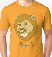 Rawr?  -  Lion T-Shirt