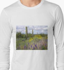 Picacho Peak Wildflowers T-Shirt
