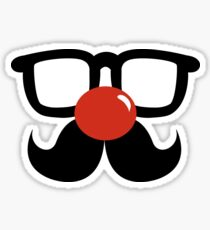 Funny Face Sticker