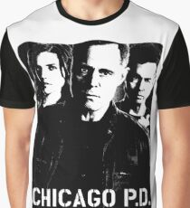 Chiago PD Graphic T-Shirt