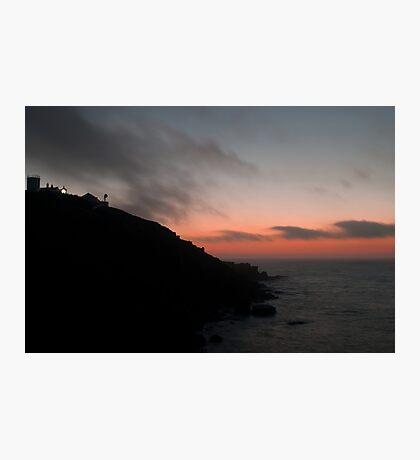 Point Sunrise  Photographic Print