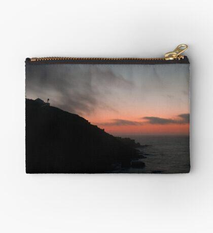 Point Sunrise  Zipper Pouch